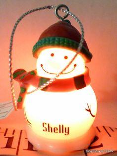 #SHELLY #SnowWoman