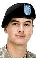 Army Spc. Benjamin C. Pleitez  Died July 27, 2012 Serving During Operation Enduring Freedom  25, of Turlock, Calif.; assigned to 746th Combat Support Battalion, 224th Sustainment Brigade, California National Guard, Van Nuys, Calif.; died July 27 in Mazar-e-Sharif, Afghanistan, of unspecified causes.