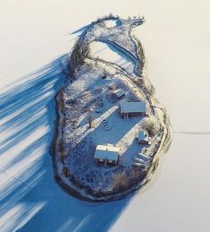 Nature photographer Jani Ylinampa who lives in the city of Rovaniemi in Finnish Lapland has captured absolutely gorgeous overhead photos of the tiny Kotisaari… Wanderlust Hotel, Destination Voyage, Arctic Circle, Small Island, Floating Island, Aerial Photography, Beautiful Islands, Beautiful Places, Amazing Places