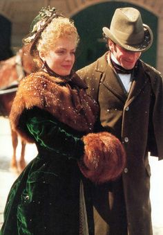 Michelle Pfeiffer and Daniel Day-Lewis, 'The Age of Innocence' (1993)