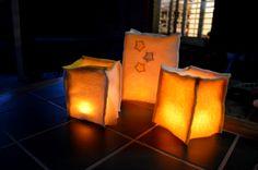 Felt Lanterns