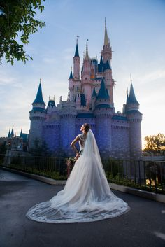 Plan your dream celebration with Disney's Fairy Tale Weddings. Request your free brochure today!