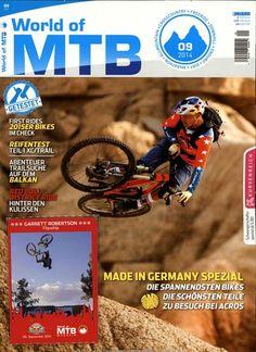 Die spannendsten Bikes Gefunden in: World of MTB Nr. 09/2014