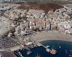 El Puerto de Los Cristianos, Tenerife Sur
