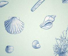 Shells Fabric