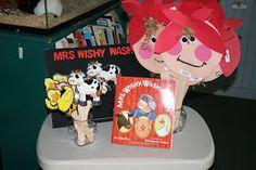 """Nancy Nolan's Kindergarten: Letter of the Week ~ """"W"""""""