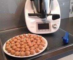 Rezept Kekskugeln für Naschkatzen von SchildkröteNick - Rezept der Kategorie Desserts