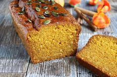 Kürbiskuchen ❤️ Pumpkin Pie Loaf a la Starbucks   Thermomix - Rezepte mit Herz   Bloglovin'