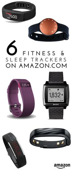 6 Fitness   Sleep Trackers on Amazon.com a703b2a36ff