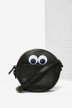 Nasty Gal x Nila Anthony Eyes on the Prize Crossbody Bag