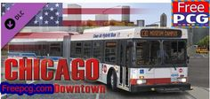OMSI 2 Add on Chicago Downtown Free Download PC Game