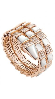 Bvlgari Serpenti bracelet