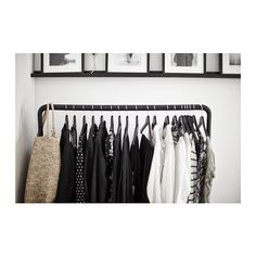 TURBO Clothes rack IKEA Suitable for both indoor and outdoor use. Easy to assemble with click function.