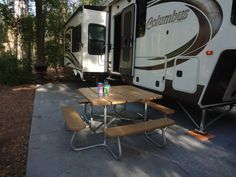 The Touring Camper visits Disney's Fort Wilderness Campground.