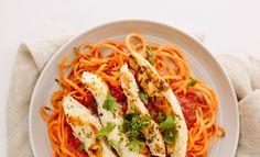 Je kent de spirelli waarschijnlijk al van courgette pasta, maar je kunt er nog heel veel andere lekkere en gezonde dingen mee maken. Enjoy!
