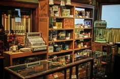Grafman Grocery Store, depression era grocery store, Milwaukee museum, Great Depression