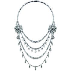 Limelight Garden Party #Necklace - Piaget Rose G37LE500