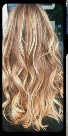 Carmel Hair Color, Hair Color Dark, Blonde Color, Cool Hair Color, Ombre Colour, Hair Colors, Blonde Shades, Colour Colour, Honey Colour