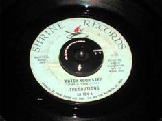 Cautions - Watch Your Step - Northern Soul - YouTube