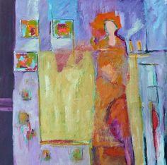 Nancy Standlee Art Blog: Tony Saladino Abstract Acrylic Class ----BTW, Please Visit: http://artcaffeine.imobileappsys.com