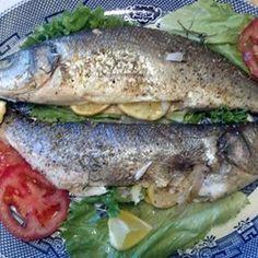 Branzino Mediterranean - Allrecipes.com