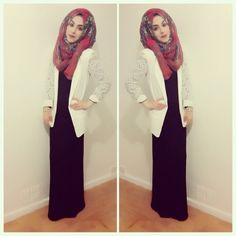 Great evening. Hijab available from poisewithjoys.bigcartel.com :)