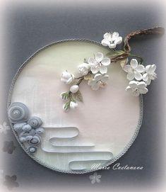 Quilling Seasons - by: Maria Cvetanova                                                                                                                                                     More