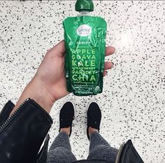 thanks @athleisurely for sharing this photo of our PURIFY #ShineOrganics pouch - a go-to travel snack --