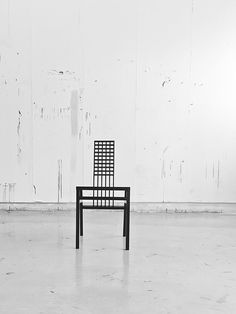 Chair No. 24 - Antonio Gurrola