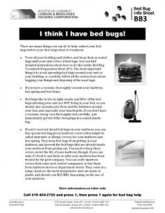 LMHC Bed Bug Info Sheet