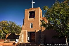 San Miguel Mission Church, Santa Fe, New Mexico