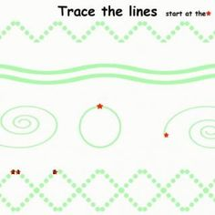 Free printable fine motor practice to help kids with special needs