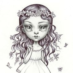 Sneak peek of Virgo ^_^ I'm working on a Zodiac series - the B&W images will…