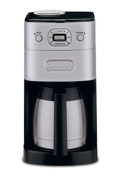 Cuisinart Grind & Brew Thermal 10-Cup Automatic Coffeemaker