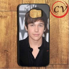 Austin Mahone Samsung Galaxy S7 Edge Case