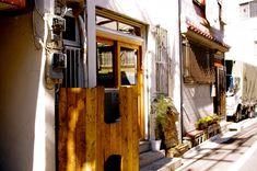 """東京・台東区・入谷 : ゲストハウス「toco.」  / guest house """"toko."""" / Iriya, Taito-ku, Tokyo, Japan"""