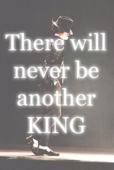 THE ONLY KING MICHAEL JACKSON KING OF POP