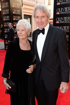 Dame Judi Dench has found love again. Described David as 'so lovely' with 'a great sense of humour