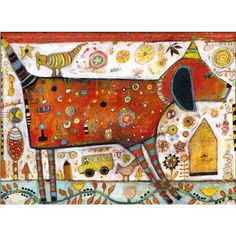 Jill Mayberg - Rudy Red Vines Dog