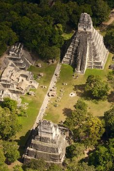 GUATEMALA Tikal Guatemala - Founded in 200 B.C., it emerged as a regional superpower that dominated other city-states stretching from the Yucatán Peninsula to western Honduras. Tikal's reign abruptly ended when, for unknown reasons, the Mayans abandoned the city in A.D. 900. Enveloped by jungle, it would not be rediscovered until 1848. Since then, only 15 percent of the site has been excavated.