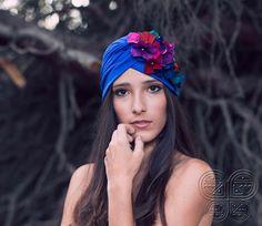 Our KATE TURBAN available at www.catavassalo.com £48 totally in love ❤️   Que os parece nuestro turbante KATE?? Te lo podemos hacer en cualquier color, ideal para una boda día como de noche… nos tiene enamorada!!!