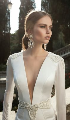 Berta Bridal Winter 2014 Collection - Belle The Magazine