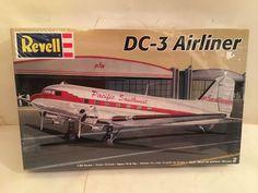 Revell DC-3 Airliner Pacific Southwest/Easterrn Model Kit NIB FREE SHIPPING! #Revell