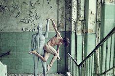 I love this picture, by Bertil Nilsson. (German Gymnast Eike von Stuckenbrok)