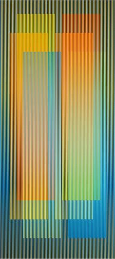 ✖️ARTIST :  CARLOS CRUZ - DIEZ ( 1923 -    ) OP ARTIST✖️More Pins Like This One At FOSTERGINGER @ Pinterest✖️