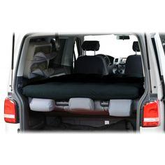 Multiflexboard Matratze - Schlafauflage, Klappmatratze, Bett für VW T5/T6