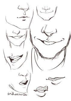 barbilla masculina