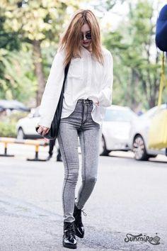 Sunmi fashion, love her style