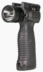 Sig Sauer 20mm Flashlight / Red LED Foregrip RIS Airsoft  Combo Hand Grip.