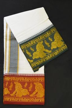 kanchipuram dhoti
